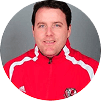 Dan Church - York U Lions & 2012 IIHF Women's Gold medal hockey coach