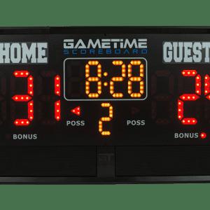 Transparent 800x534 - Gametime portable scoreboard Front
