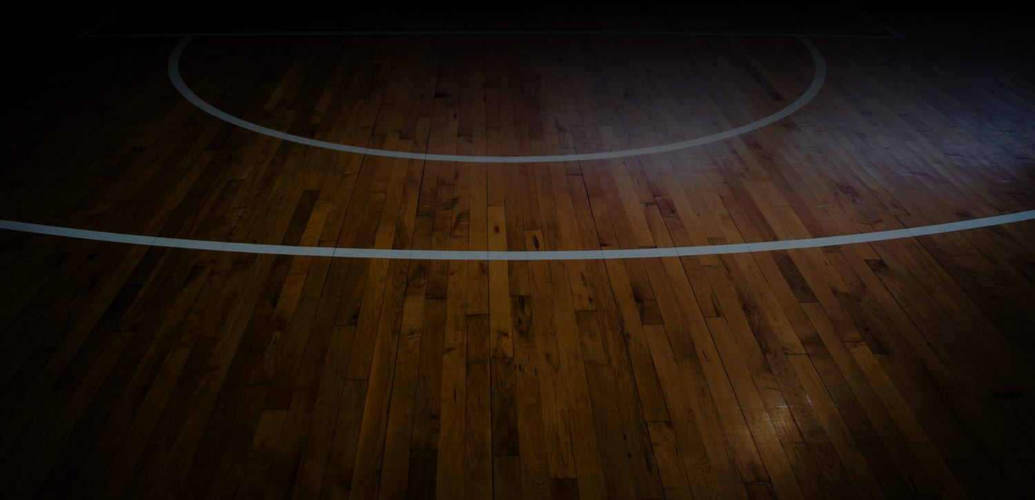 Basketball Court Background (dark)